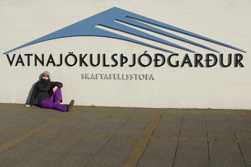 Nationalpark Vatnajoekull auf Island
