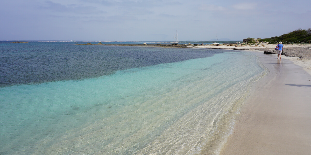 Strände Mallorca: Es Trenc