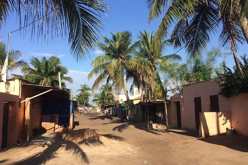 Kodjoviakope - Stadtteil von Lome, Togo