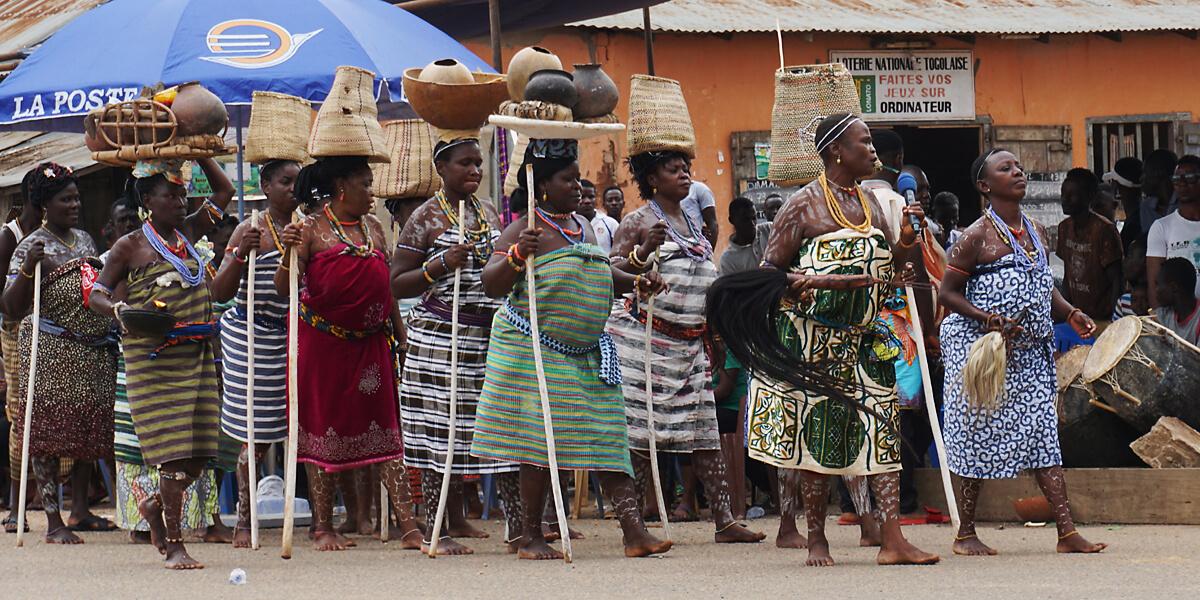 Dzawuza Fest in Kpalimé