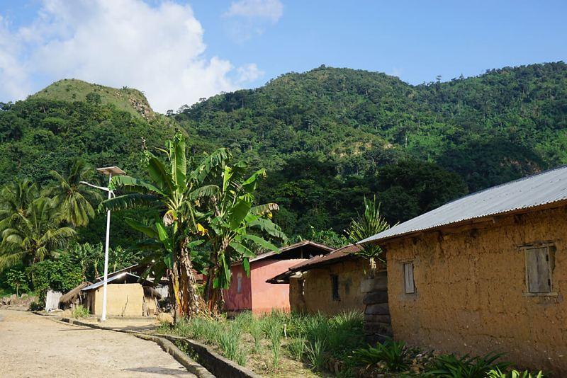 Yikpa in der Plateau-Region von Togo