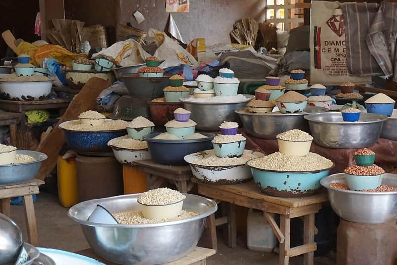 Markthalle von Atakpamé