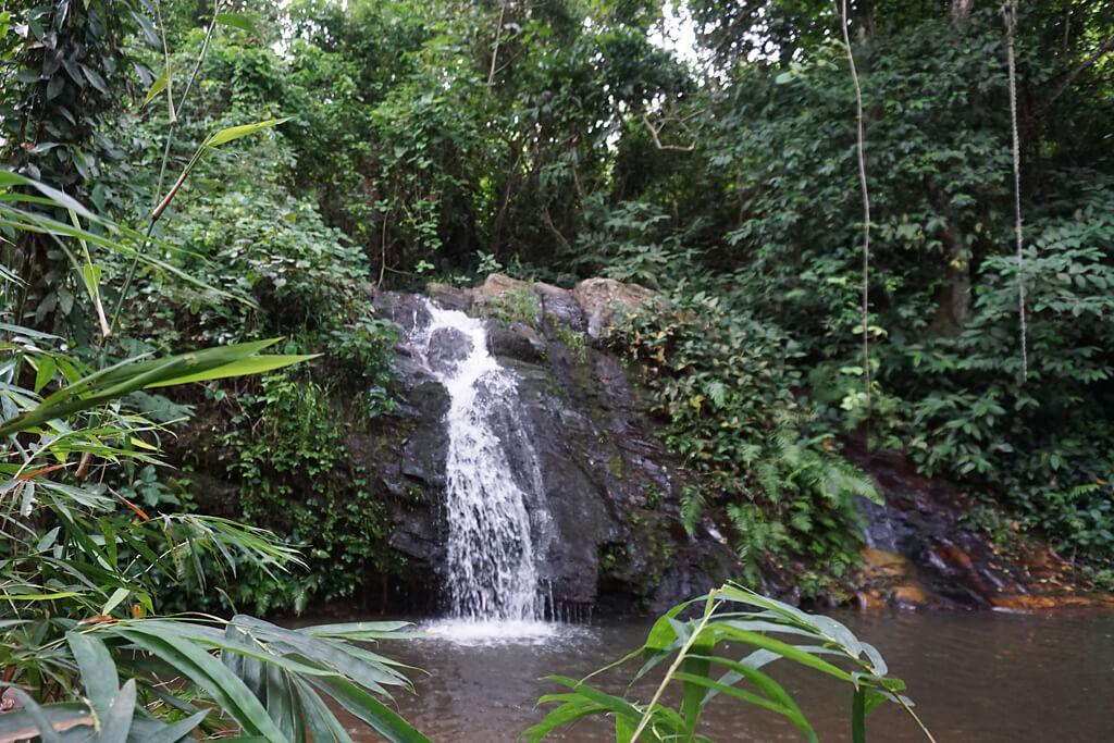 Wasserfälle rund um Kpalimé - cascade de Tokpli