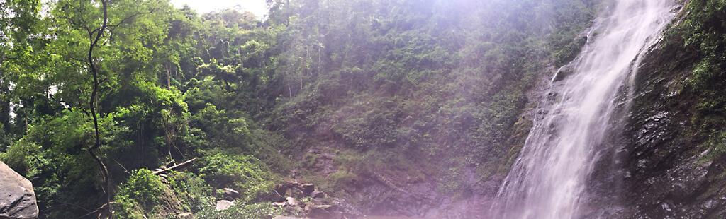 Cascade de Akloa bei Badou