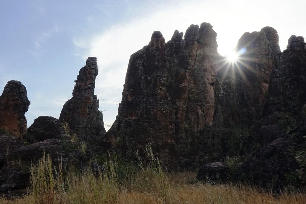 Pics Sindou bei Banfora