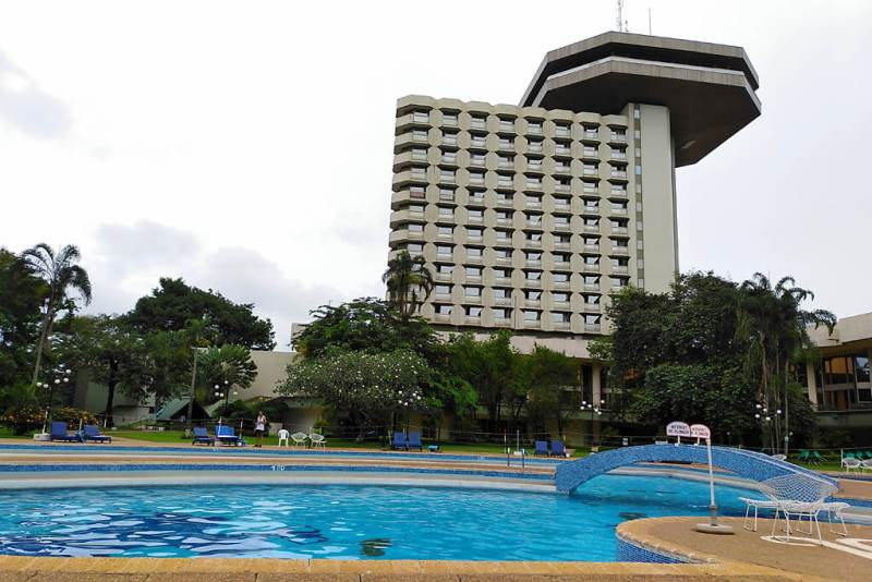 Hotel le president in Yamoussoukro