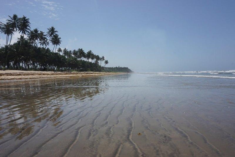 Strände in Ghanas Westen - Beyin