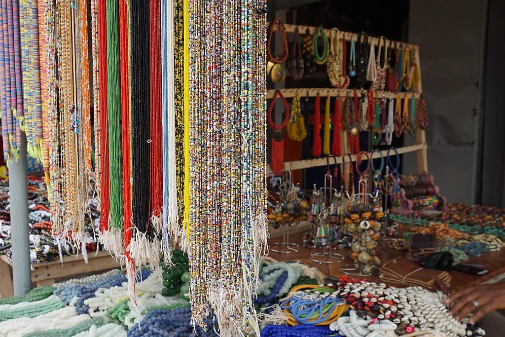 Mein Highlight in Ghana: Perlenmarkt