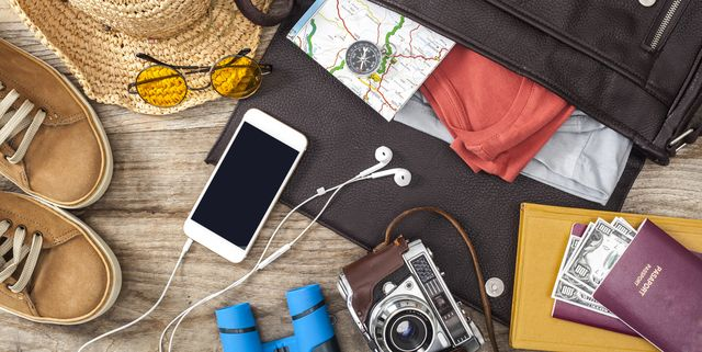 Pack only what you need - Top 10 Travel Tips