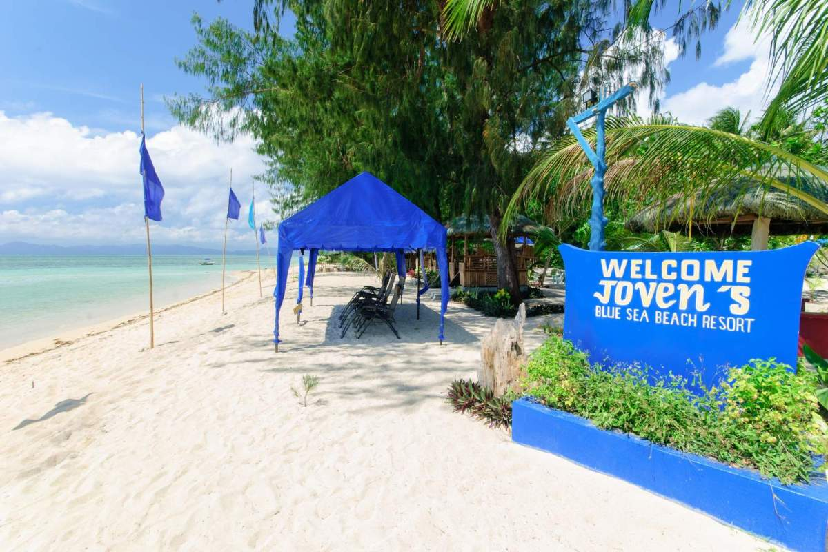 Cagbalete Island Joven's Blue Sea Beach Resort