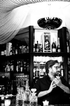 Roberto Pavlovic-Hariwijadi, Roberto American Bar © Andrea Peller