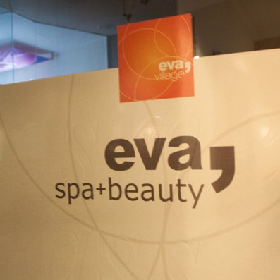 Wellnessen im eva, Spa + Beauty Bereich ...