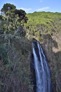 Karuru Wasserfall im Aberdare Nationalpark