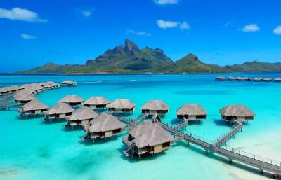Four Seasons Resort Bora Bora « Luxury Hotels TravelPlusStyle