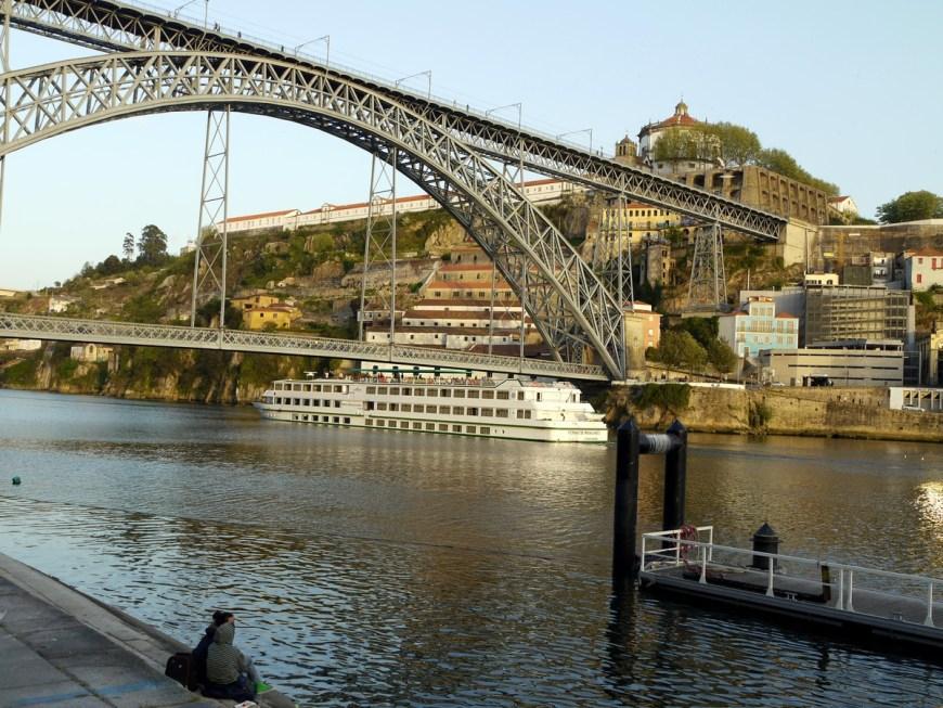 Porto a jeho nedeľná atmosféra