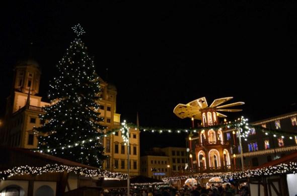Augsburg, Christkindles markt