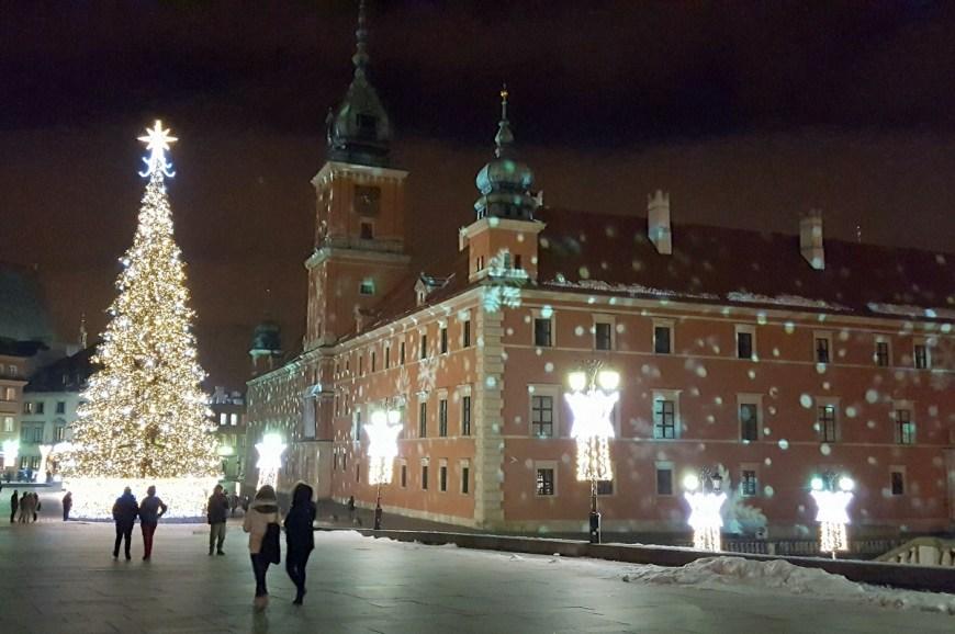 12 podnetov pre návštevu zimnej Varšavy
