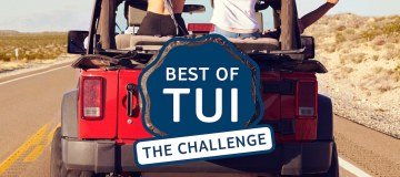 TUI maakt bestemming 'The Challenge' bekend