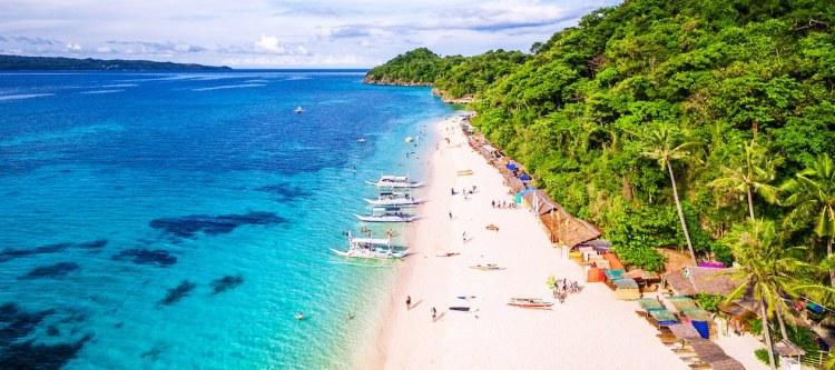 Boracay (Filipijnen) weer open, Maya Bay (Thailand) blijft gesloten