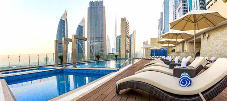 Guiness World Records: Gevora (Dubai) hoogste hotel ter wereld