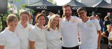 Video & foto's - Thomas Cook Retail Event enthousiast ontvangen