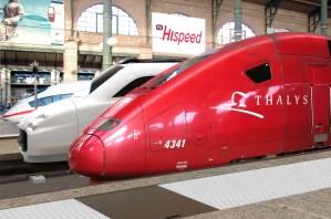 NS Hispeed 185 seconden treinreizen