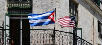 Trump zet streep door Cuba-deal.