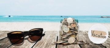 Vakantiegeld: naar de spaarrekening of gaat het naar een vakantie?