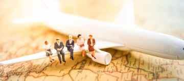 Werkgelegenheid reisbranche terug op niveau van voor de crisis