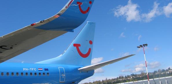 Gestrande passagiers ArkeFly Curaçao terug met airberlin
