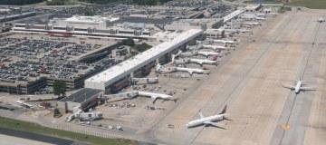 Vluchten vanaf Schiphol naar Atlanta geannuleerd door stroomstoring