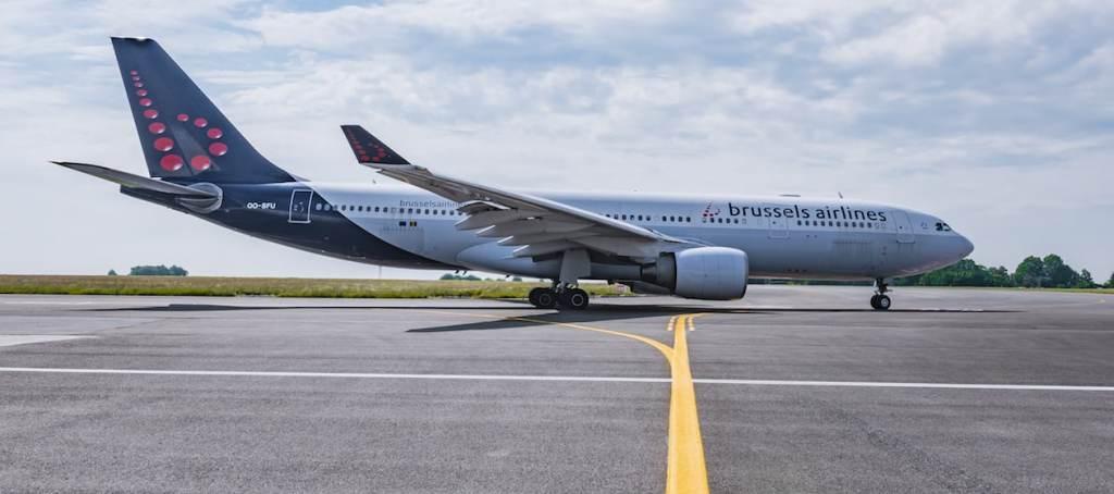 Nationale staking in België: Brussels Airlines past vluchtprogramma 13 februari aan