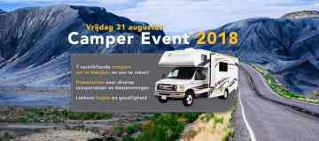 Tenzing Travel: dit jaar ook Camperdag voor reisagenten