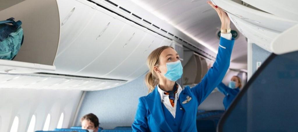 KLM heeft een award gewonnen