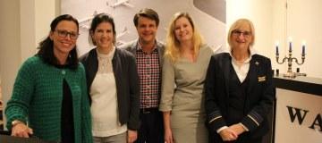 Succesvolle start TravelPro Dinner Workshop