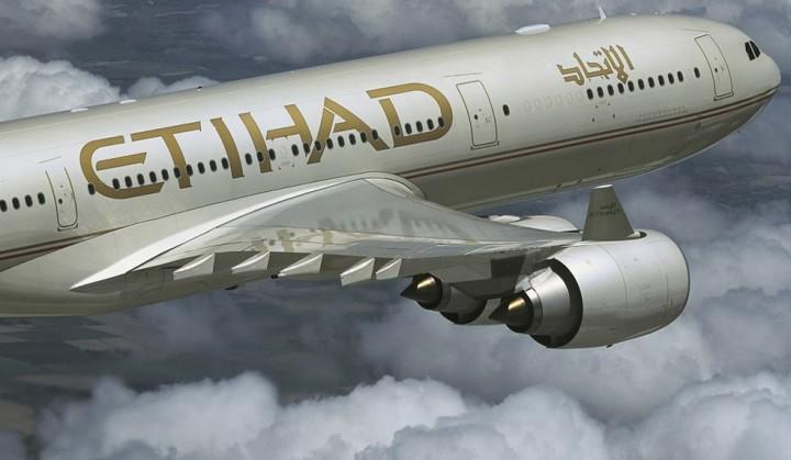 Etihad Airways stopt vluchten naar Erbil