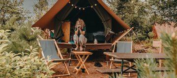 Roompot opent in Nederland vijf nieuwe pop-up glampings