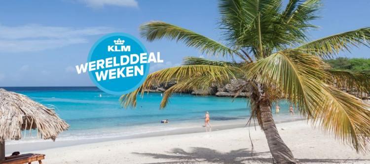 KLM Werelddeal Weken starten 6 september