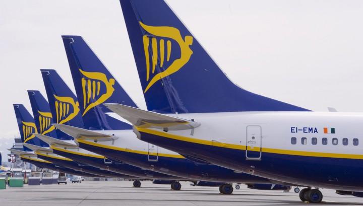Hackers stelen bijna $5 miljoen van Ryanair