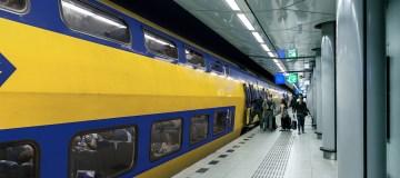 Trein Schiphol