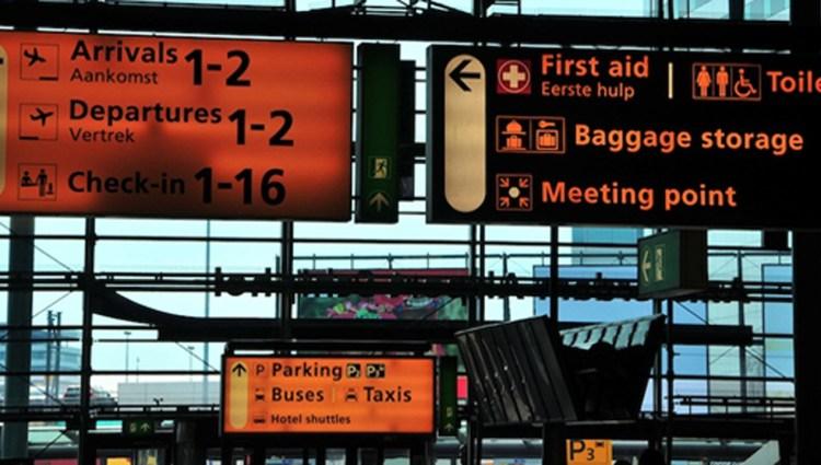 Recordaantal reizigers voor Schiphol