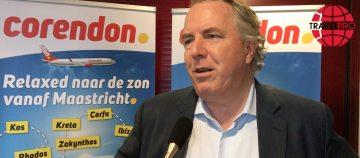 Video: Steven van der Heijden (CEO Corendon) over Maastricht