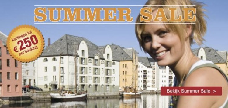 Summer Sale bij Buro Scanbrit