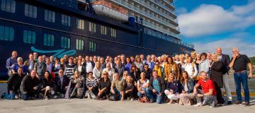 Video & foto's - Courtesy Club-reis ultieme combi vervoersmiddelen TUI