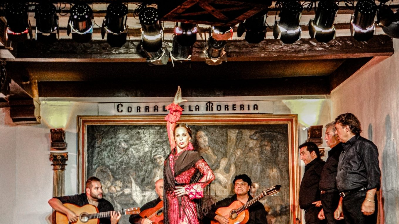 Experience Spanish Folk music and dance - Flamenco!
