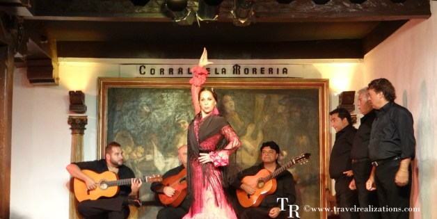 Experience Spanish Folk music and dance – Flamenco!