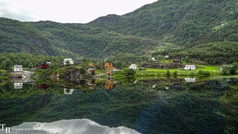 Exuberance of Nature in Voss, Norway!