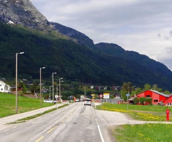 Voss, Norway.