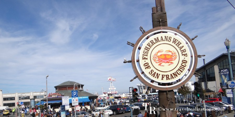Fisherman's Wharf at San Francisco , California, USAFisherman's Wharf at San Francisco , California, USA