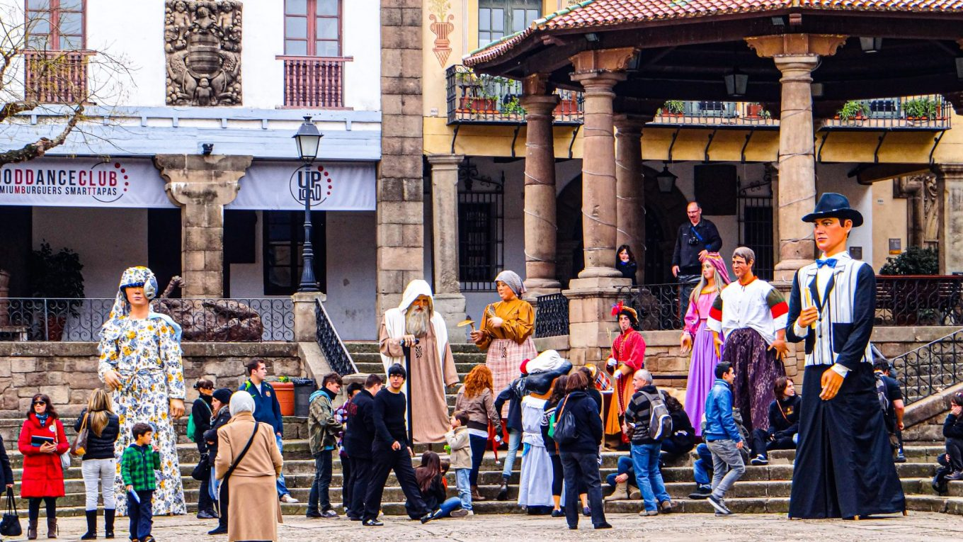 Poble Espanyol – An architectural  museum in Barcelona